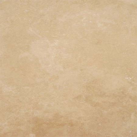 Light Travertine Filled