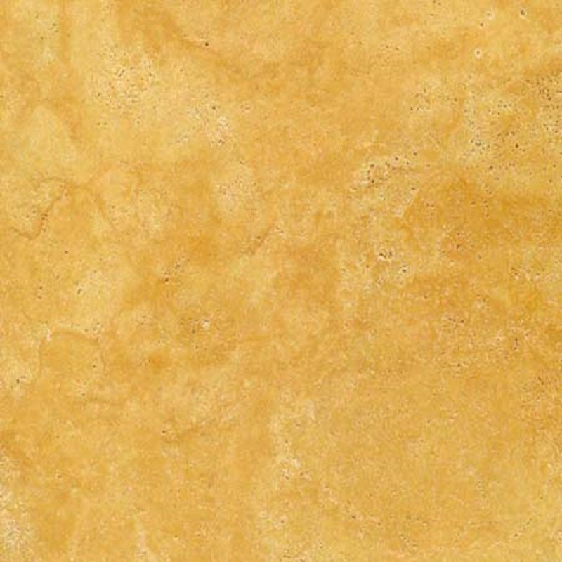 Yellow Travertine Tumbled Unfilled