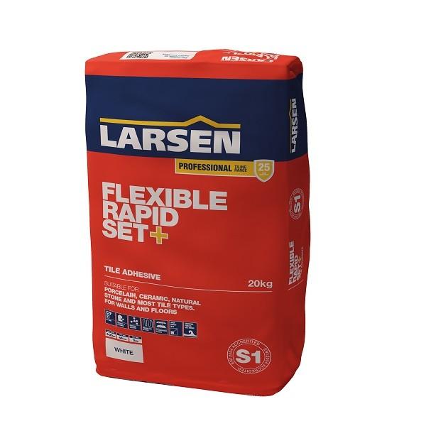 Larsen Professional Flexible Rapid Set Adhesive S1