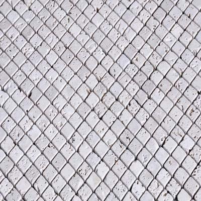 Light Travertine Mosaics Cover photo