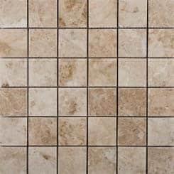 Cappuccino Marble Mosaics