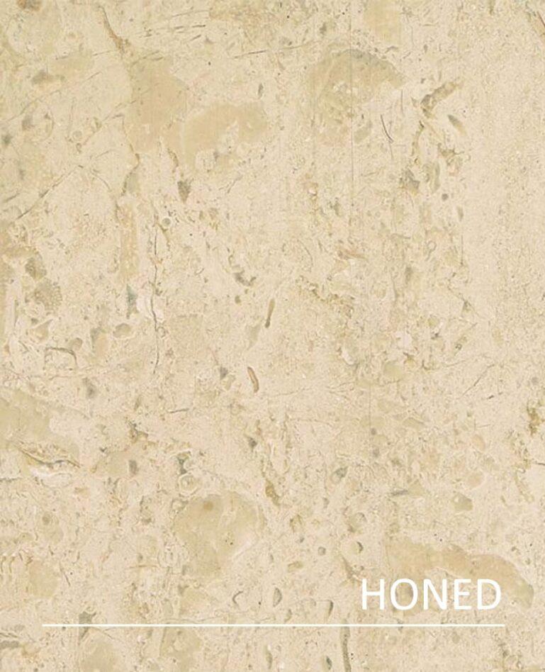 Crema Luna Honed Marble