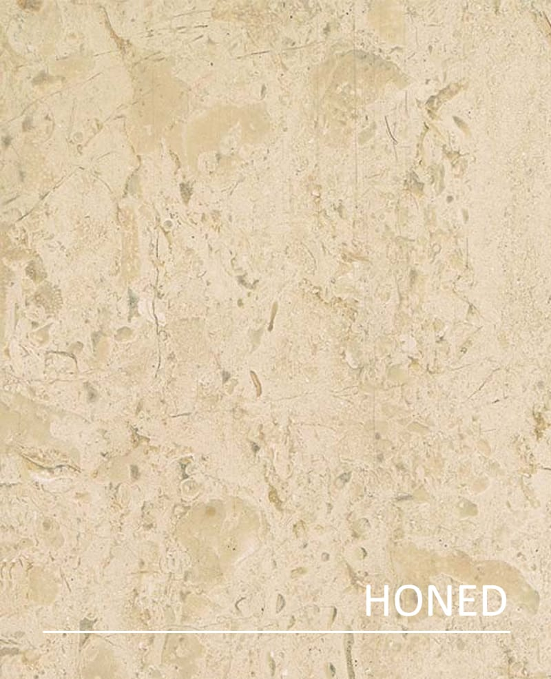 Crema Luna Honed Marble