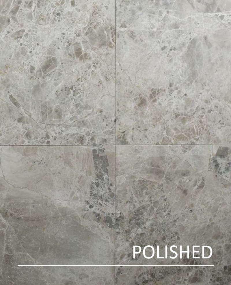 Caria Brown Polished Marble