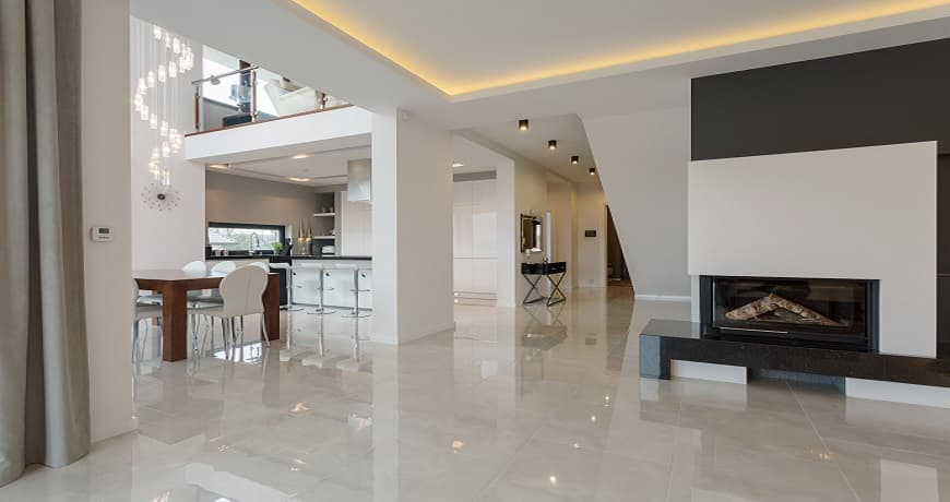 The Advantages of Marble Flooring