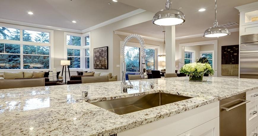 Granite and Quartz Tiles
